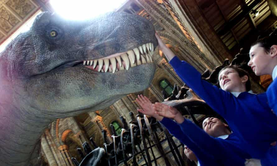 Everyone loves dinosaurs. They have become metaphors for awe-inspiring science.