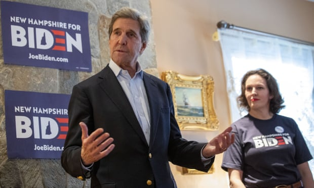 John Kerry on Biden's foreign policy: 'He'd never lavish praise on dictators'
