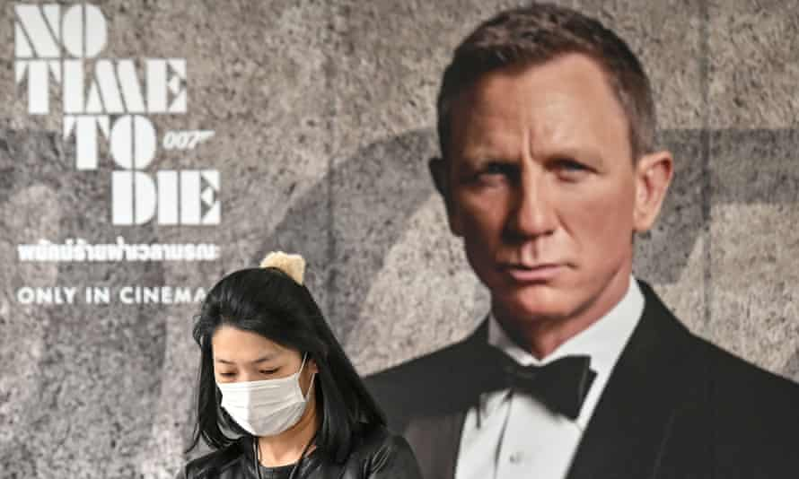 Daniel Craig in No Time to Die. The film will now be released in UK cinemas on 12 November and in the US on 25 November.