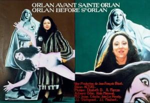 Film Avant Sainte-ORLAN, 1988