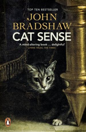 Cat Sense by John Bradshaw.