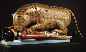 Tipu's Tiger.