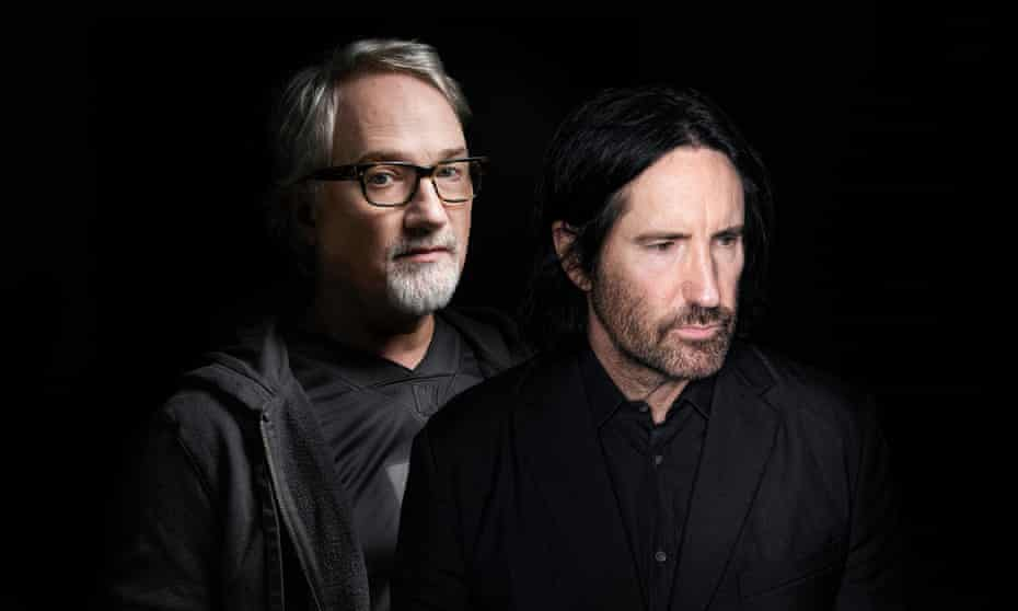 David Fincher and Trent Reznor