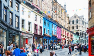 The Citizen group says Edinburgh's Old Town attracts tourists without the 'cheap make-up' of private events.