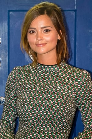Jenna Coleman is leaving the show at the end of the ninth series.