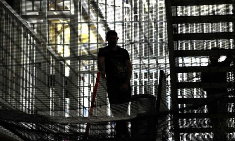 Prisoners serving life sentences.