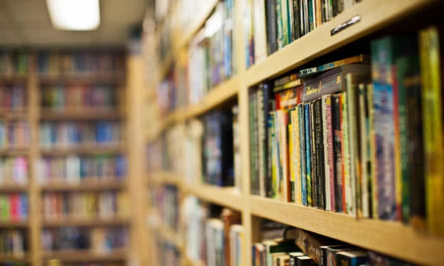 A second hand bookstore in Melbourne