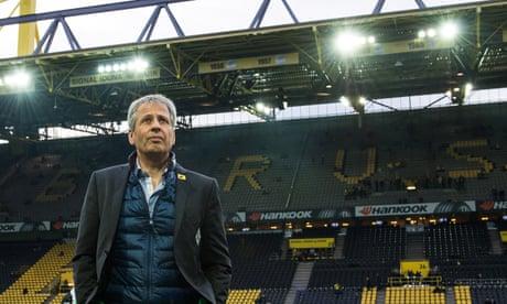 Lucien Favre confirmed as new Borussia Dortmund manager