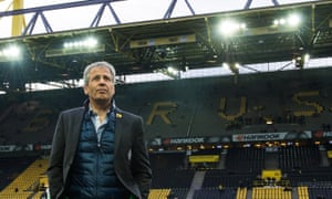 Lucien Favre has described taking charge of Borussia Dortmund as 'an attractive task'