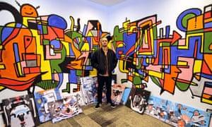 Rikardo Druškić (best local artist) sarajevo insider's guide