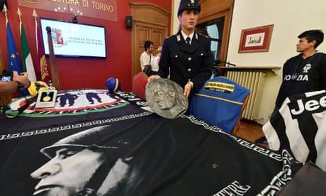 Juventus 'ultras' leaders arrested over alleged ticketing racket