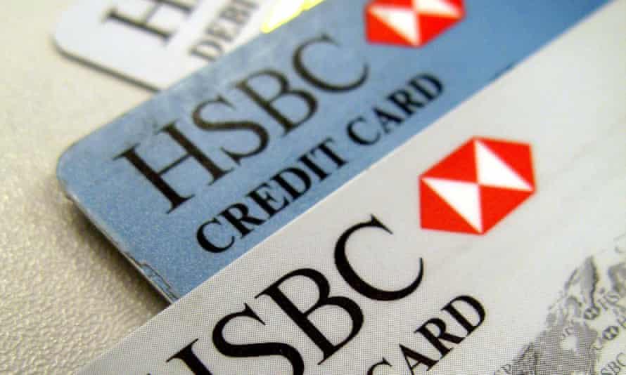 HSBC cards