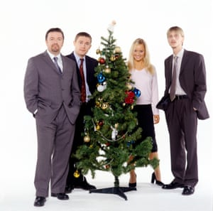It wouldn't be a story about office Christmas parties without an image of The Office's Christmas party.