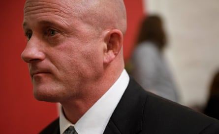 Richard Ojeda, the West Virginia state senator, is running for a congressional seat for West Virginia's third district where he was born and raised, and where Trump was elected by an eye-popping 49-point margin.