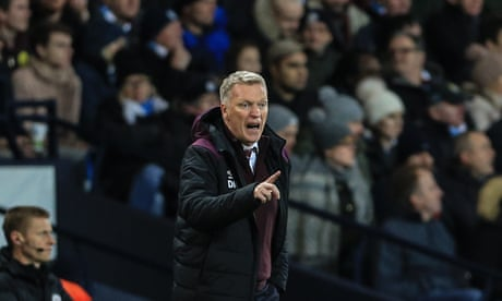 West Ham's show of attacking gusto serves up hope for David Moyes | Nick Ames