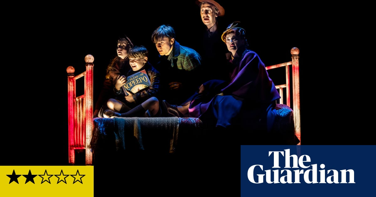 Bedknobs and Broomsticks review – Disney fantasy is a bumpy flight