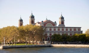 Ellis Island, in New York Harbor, close to the Statue of Liberty, is the location of what was at one time the main entry facility for immigrants entering the United States, operating from January 1, 1892, until November 12, 1954.