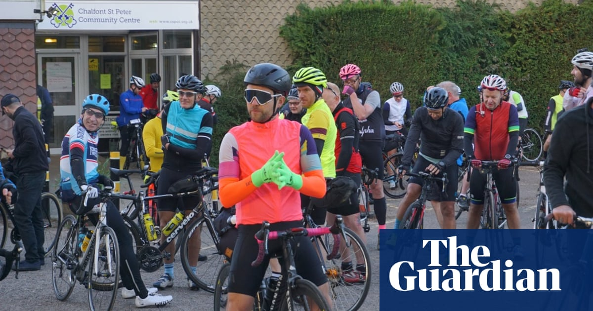 Rise of the ultra-cyclists  a new breed of riders go the distance ... cfec1992d