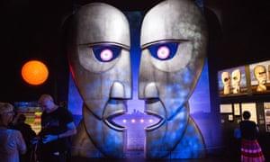 V&A Pink Floyd show