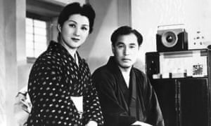 Enigmatic … Michiyo Kogure and Shin Saburi in The Flavour of Green Tea Over Rice.