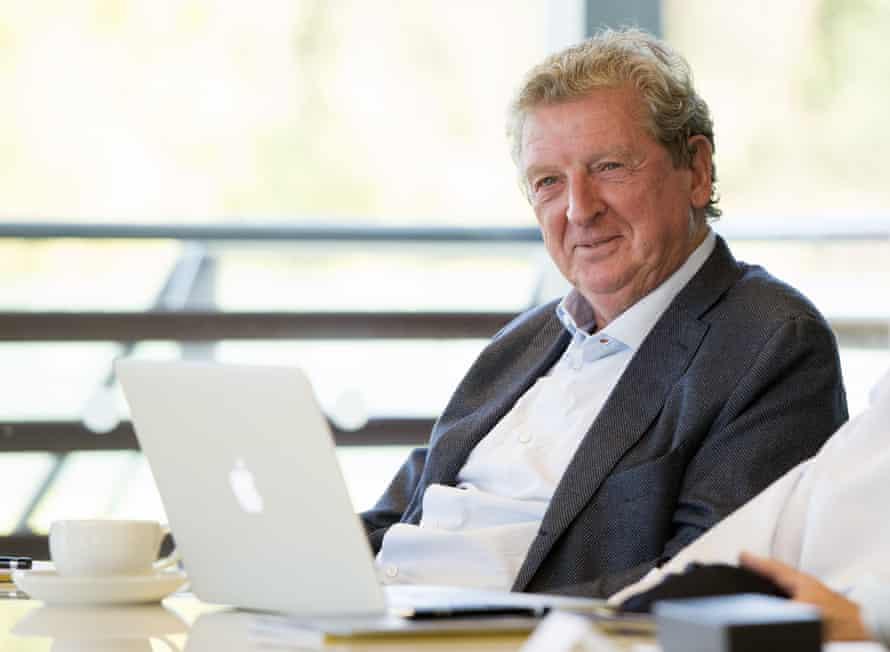 Former England manager Roy Hodgson.