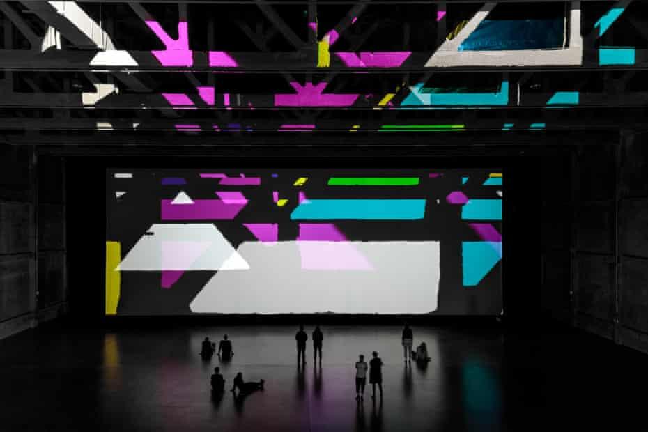 Olafur Eliasson's Reality Projector