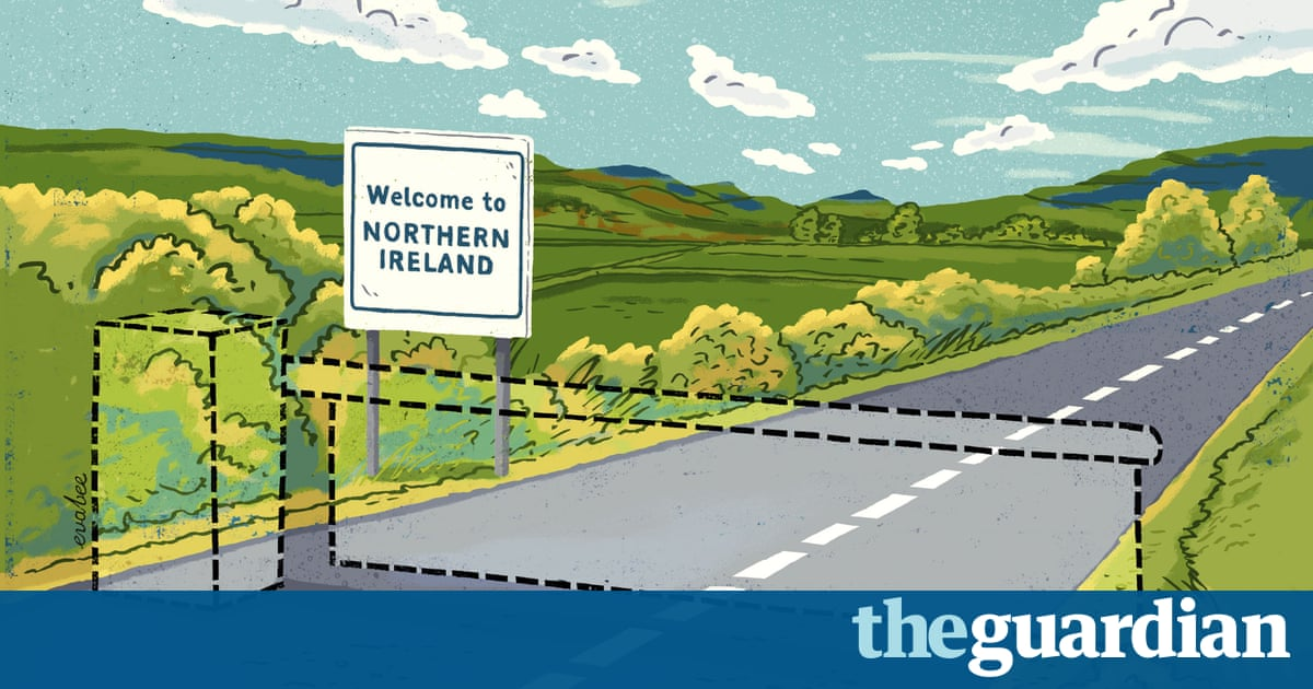 The UK government's border proposals for Ireland are absurd | Fintan O'Toole