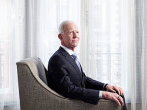 Chesley Sullenberger, retired US pilot who saved 155 passengers by landing plane into the Hudson river.