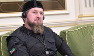 Ramzan Kadyrov was reprted to have been taken to hospital in Moscow, with suspected coronavirus.