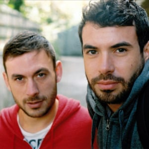 Chris New and Tom Cullen in Haigh's 2011 breakthrough film, Weekend