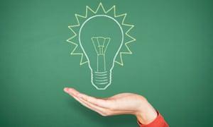 Zing! What's the secret of the lightbulb moment?