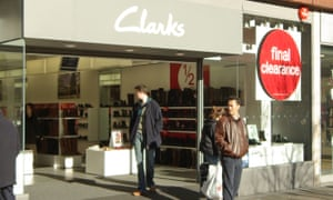 how to orders genuine shoes super cheap Clarks staff asked to help improve children's language ...