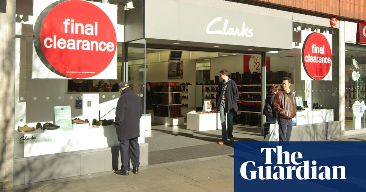 ddad52e6c3c Clarks' sturdy response in fit-for-purpose shoe dispute | Money ...