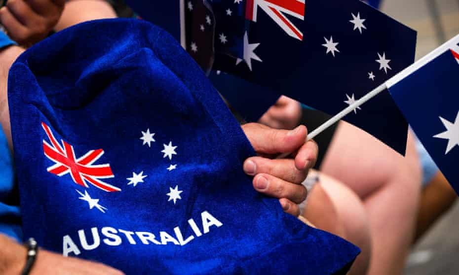 Australians celebrate Australia Day