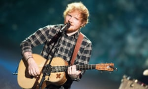 British sprinter Adam Gemili and Andy Murray are fond of Ed Sheeran.