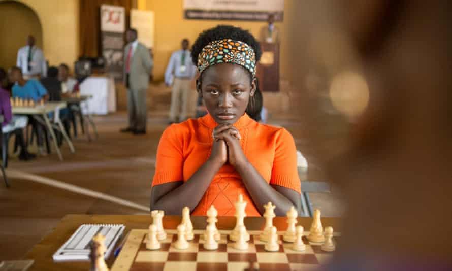 Madina Nalwanga in Mira Nair's Queen of Katwe