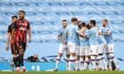 Manchester City v Bournemouth: Premier League – live! thumbnail