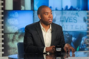 Ta-Nehisi Coates appears on NBC's Meet the Press