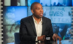 Ta-Nehisi Coates: 'I'm out. I didn't get in it for this.'