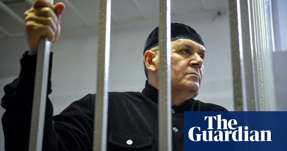 Court in Chechnya banishes human rights activist to penal colony