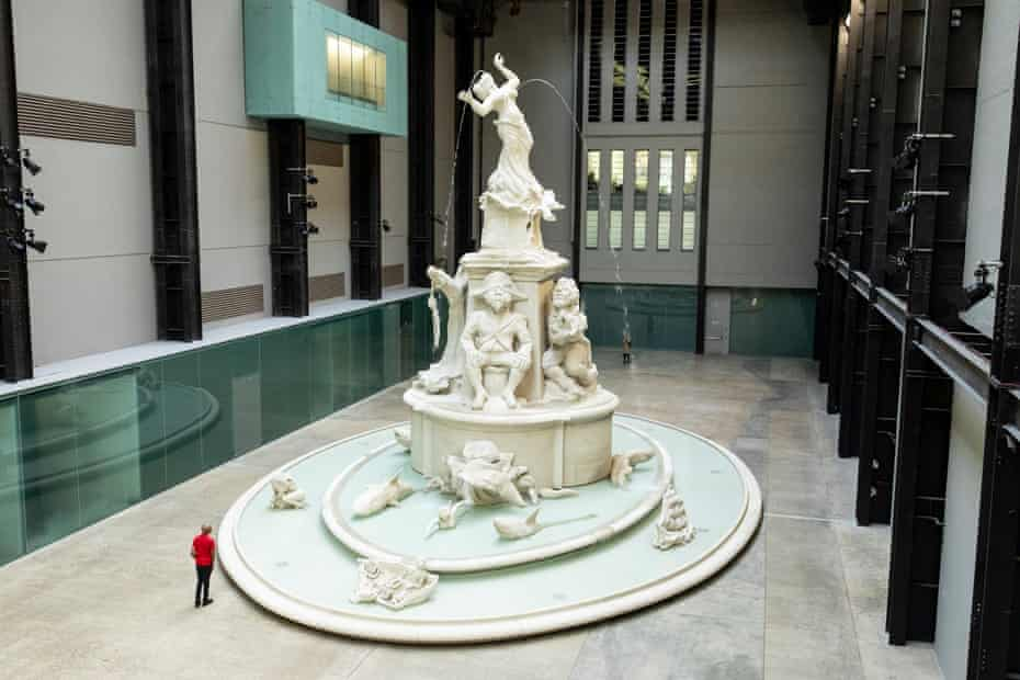 Kara Walker: FONS AMERICANUS. The Tate Modern Hyundai Commission