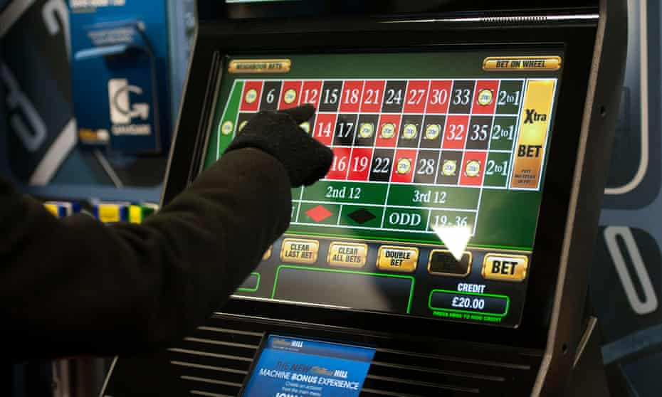 The chance to lose £500 a minute in a betting shop is hardly a glamorous business.