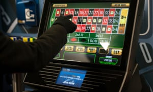 A record £1.7bn was gambled last year on FOBTs, which allow customers to stake £100 every 20 seconds on electronic versions of casino games such as roulette.