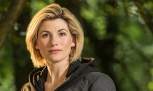 Jodie Whittaker, the new Doctor