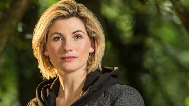 Doctor who jodie whittaker to be 13th doctor and first woman in doctor who jodie whittaker to be 13th doctor and first woman in role television radio the guardian ccuart Gallery