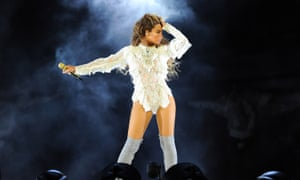 All eyes on her: Beyoncé is the clear favourite in urban contemporary categories