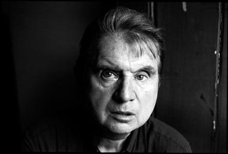 Francis Bacon in 1980.