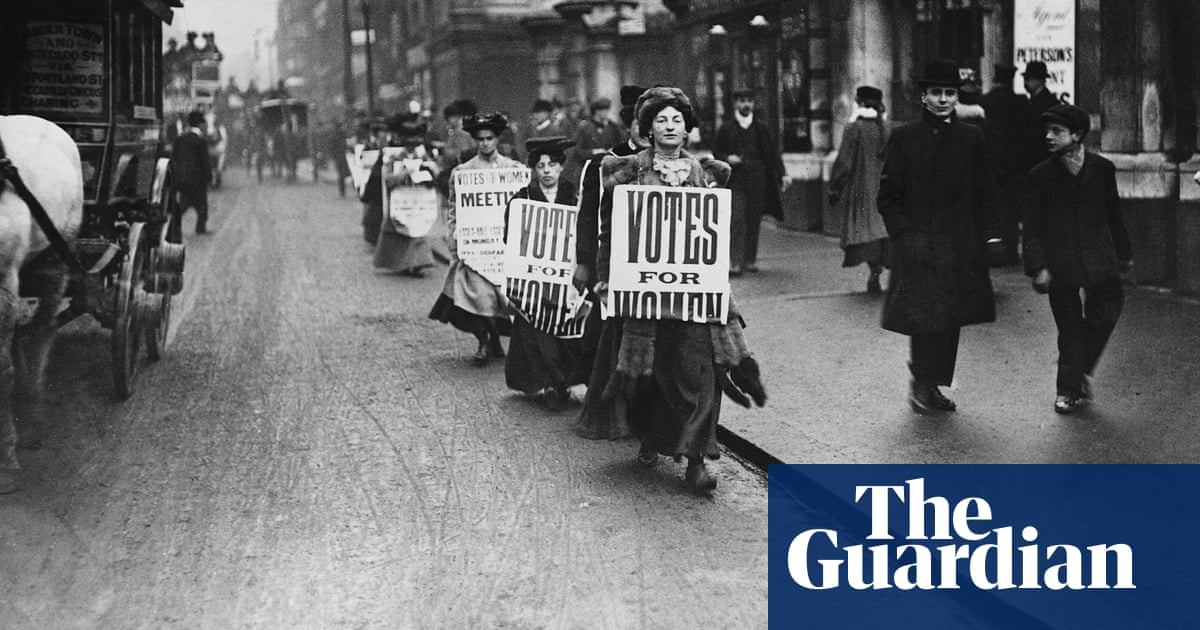 Protest and persist: why giving up hope is not an option | World news | The Guardian