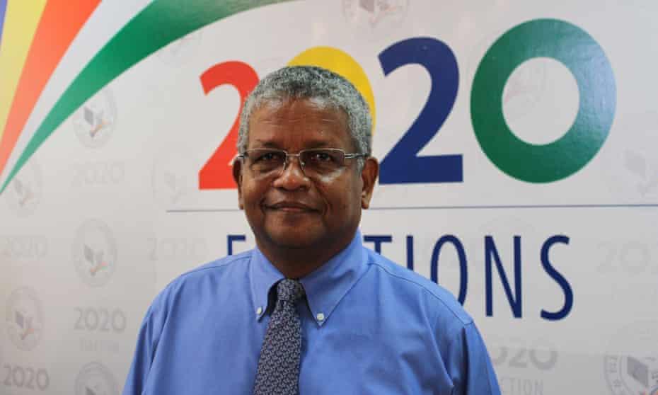 Wavel Ramkalawan had narrowly lost the 2015 election by just 200 votes.