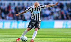 """Jonjo Shelver remains """"an important player"""" at Newcastle."""